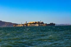 Alcatraz (chriswalts) Tags: sf sanfrancisco travel usa bay goldengatebridge area alcatraz