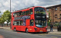 WVL430 Go-Ahead London (KLTP14) Tags: london rr rare 147 gemini riverroad silvertown bluetriangle goahead wvl430 lx11fjf