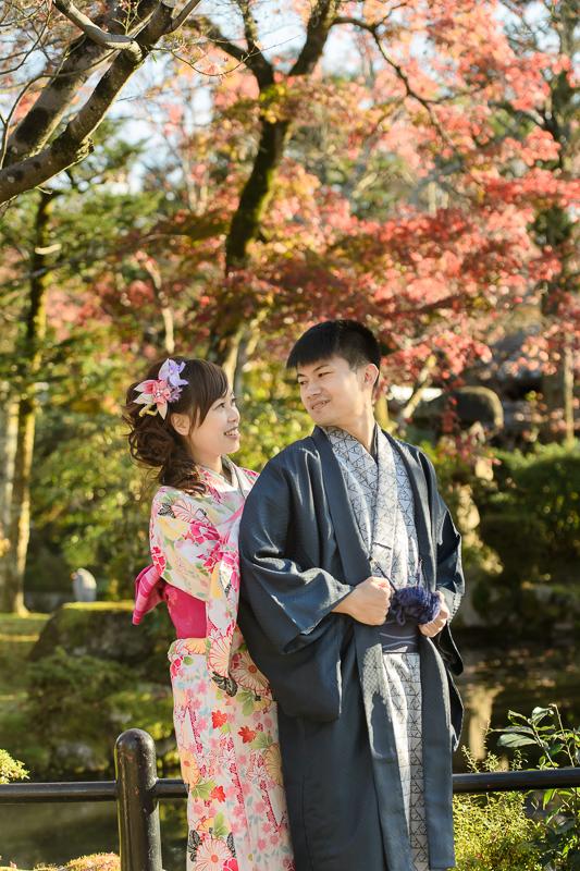 京都婚紗和服,日本婚紗,京都婚紗,京都楓葉婚紗,海外婚紗,和服拍攝,和服體驗,楓葉婚紗,DSC_0085