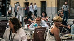 """""""And yet it moves"""" (The Fresh Feeling Project*) Tags: elcarmen valencia portrait retrato city street streetphoto streetphotography earth urban people streetphotographer outstanding"""