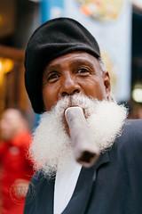 Hermenegildo (Simone Della Fornace) Tags: old portrait people man black face hat beard person adult smoke sony cuba cigar smoking cuban oneperson a7rii