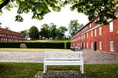 Have a Seat! (Niels A) Tags: import20160618 copenhagen kastellet bench