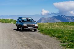 DSC05583.jpg (iheresss) Tags: classiccar f14 sony 85mm 4wd toyota lofoten tercel carlzeiss sr5 planart a7r