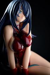 Kanu Unchou - China Dress - 12 (diespielzeuge) Tags: china blue red anime sexy scale girl beauty japan toy toys japanese model nikon dress manga sensual figure kanu pvc bishoujo dsz spielzeuge unchou pvcfigure d7100 diespielzeuge