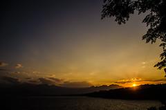 I got invited to the magic castle (Melissa Maples) Tags: sunset sea mountains castle water caf silhouette bar turkey restaurant evening nikon asia mediterranean sundown dusk trkiye antalya nikkor vr afs  18200mm  f3556g  18200mmf3556g d5100