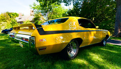 1970 Buick Special Stage 1 GSX (hz536n/George Thomas) Tags: summer copyright canon buick michigan special canon5d nik flint carshow gsx stage1 applewood 2016 ef1740mmf4lusm cs5 sloanmuseum sloanmuseumautofair
