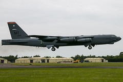 USAF B-52H Stratofortress (Sam Wise) Tags: bomber usaf raf fairford stratofortress b52h