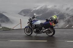 Groglockner [9] (Rynglieder) Tags: road snow alps austria alpine moto motorcycle suzuki gsx grossglockner grosglockner gsx1400