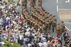 Armed Forces Day National Event Held in Cleethorpes - Sat 25 Jun 2016 (Defence Images) Tags: uk family male army military royal parade british occasion defense royalty defence cleethorpes veterans royalnavy royalairforce armedforcesday lincs afd