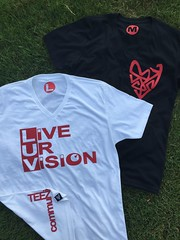 LUV iz... ARTiculating your innate talents and abilities for the sake of your family (MANkind) (communiTEEZ) Tags: summer white black tshirt luv success 2016 vneck teez sekses communiteez liveurvision heartofsekses