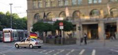Krefeld (soir de foot) (Jean (tarkastad)) Tags: germany deutschland tram lightrail streetcar allemagne tramway lrt tarkastad strasenbahn
