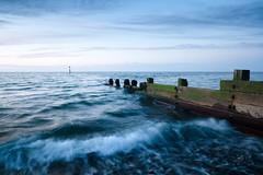 Cromer 25/06/2016 (Matthew Dartford) Tags: ocean beach water coast surf waves bokeh norfolk wave coastal movment cromer groynes happisburgh