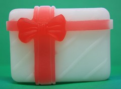 Gift Box $3.00 (Clelian Heights) Tags: christmas winter present soaps giftbox unscented decorativesoaps cleliansoaps cleliancenter