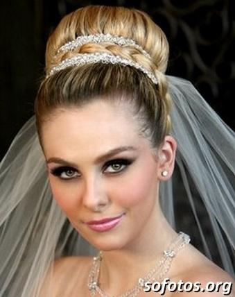 Penteados para noiva 026