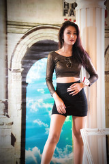 Terminal 21 'Sexy Girl' Photoshoot, Bangkok (CamelKW) Tags: sexy fashion thailand photoshoot bangkok shoppingmall chiangmai shoppingcenter fashionshow sexygirls fashioncapital terminal21 terminal21sexygirl