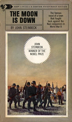 John Steinbeck - The Moon Is Down (dlberek) Tags: propaganda antinazi worldwarii johnsteinbeck themoonisdown