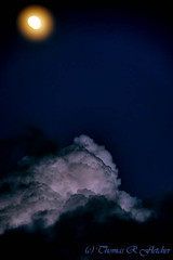 Moon Halo and Clouds (travelphotographer2003) Tags: nightphotography sky moon clouds nikon skies glory halo westvirginia nightsky universe stormclouds d800 appalachianmountains alleghenymountains comingstorm starsandplanets