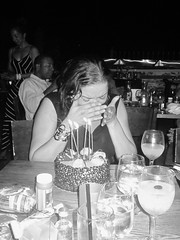 Good Luck TJ (Kevin Coles) Tags: birthday family friends newyork restaurant celebration june24th lamarina