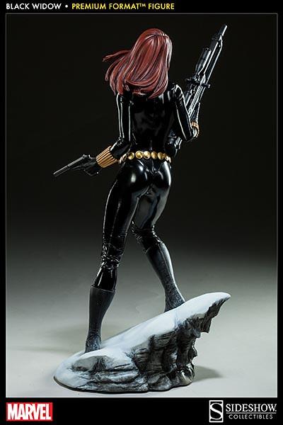 Sideshow - 「黑寡婦」娜塔莎‧羅曼諾夫 雕像