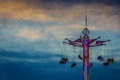Hanging Around (Michael Kline) Tags: july fair va salem 2013 salemfair