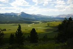 REDFISH & SAWTOOTHS 2013 5789 (Gerry Slabaugh) Tags: mountains fineart basin idaho stanley peaks rugged rockys sawtooths pristine gerryslabaugh