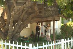 treehouse (nicolas.boullosa) Tags: california santacruz treehouse frontyard teahouse jayduffy frontyardtreehouse chandralila treehouseteahouse