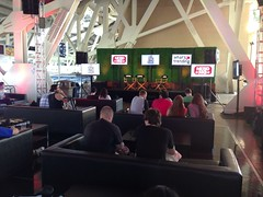 Lounge at Nerd HQ