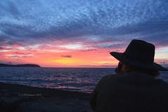 Sunset photography (Rosemarie.s.w) Tags: sunset somerset westsomerset watchet