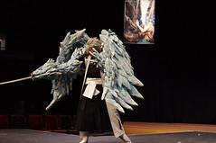 IMGP4818 (@MangaChild) Tags: costume cosplay bleach hitsugaya bankai mangachild eurocosplay ayacon2013