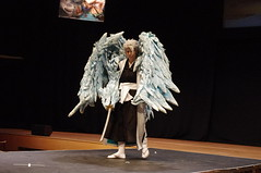 IMGP4816 (@MangaChild) Tags: costume cosplay bleach hitsugaya bankai mangachild eurocosplay ayacon2013
