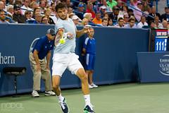 Grigor Dimitrov (mirsasha) Tags: ohio cincinnati atp august tennis 2013 grigordimitrov westernsouthernopen