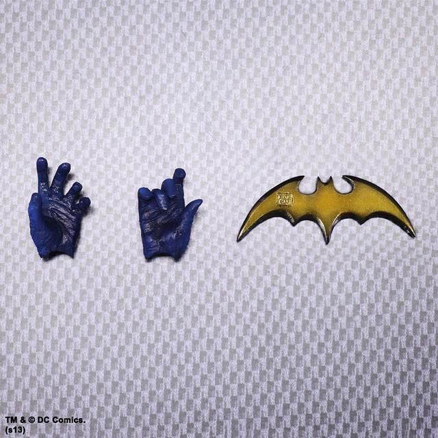 Play Arts 改 – 阿卡漢城市 - 蝙蝠俠(1970 年版)