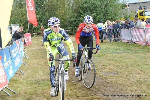 Nieuwelingen & juniores Hofstade  (342)