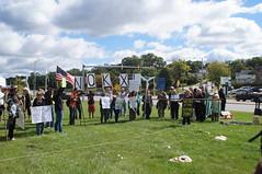 Rockford, IL (350.org) Tags: change keystone sands xl climate tar drawtheline 350org 350ppm keystonexl