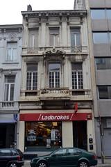 Architectenwoning Godfried Van Halle, Antwerpen (Erf-goed.be) Tags: geotagged antwerpen herenhuis archeonet architectenwoning geo:lat=512167 quellinstraat godfriedvanhalle geo:lon=44161