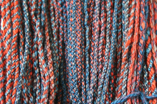 Cabled Heavenly Wools merino