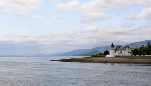44-Crossing Loch Linnhe