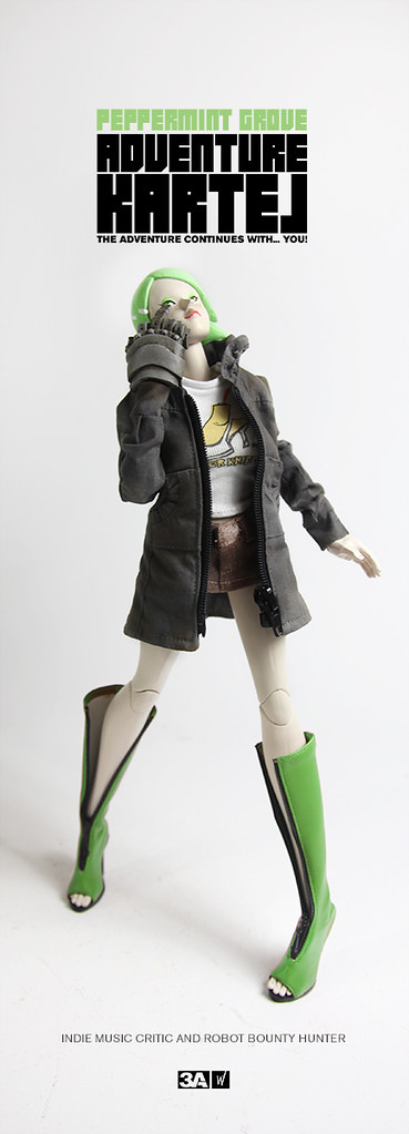threeA – Adventure Kartel Peppermint Grove