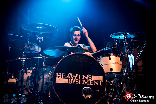 Heavens Basement@Trix 12122013