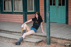 Nikon D800E Photos Cowgirl Model Goddess with Cutoff Daisy Dukes Blue Jeans Cowboy Boots & Gold 45 Revolver Gun! (45SURF Hero's Odyssey Mythology Landscapes & Godde) Tags: pictures california blue girls woman brown sun black hot sexy green girl beautiful beauty hat cali hair walking lens ed gold la town los model eyes nikon cowboy pretty gun photoshoot image boots zoom photos d walk supermodel sandy ghost goddess super images lingerie 45 full jeans journey ii hazel western daisy ghosttown shorts mp cowgirl brunette revolver cowboyhat 800 mythology vr dukes heros d800 cutoff 70200mm cutoffs cutoffjeans f28g 45surf d800e