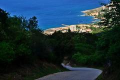 Asciendo (Flaminico) Tags: verde azul camino caribbean marcaribe caribe caribbeansea guaira litoralcentral