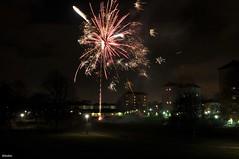 Happy New Year 2014 (Rolfen) Tags: new happy fireworks sweden year gothenburg r nytt fyrverkeri gott 2014 nyrsraket