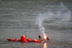 Mann ber Bord (sebastian.guettler) Tags: norderney lifeboat nordsee sar dgzrs seenotrettung rescuevessel seenotretter sarschiffe