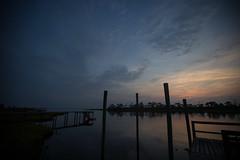 Port St. Joseph Sunrise (Clayton Zane) Tags: ocean nature water st port docks sunrise canon joseph dawn dock florida dusk professional 5dmkiii claytonzanephotography