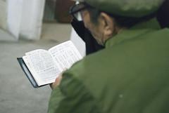 Bijbel (Frans Schellekens) Tags: china man church countryside cross religion pray praying churches bible service mis kerk gebouw anhui kruis platteland believers religie bijbel kerken bidden kerkdienst gelovigen