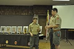COH Feb 2014  045 (Howard TJ) Tags: camping boy court honor coh scouts merit uniforms awards badges troop scouting bsa 826