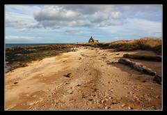 House By The Sea (K-Burn) Tags: house abandoned beach broken sand fife stones fifecoastalpath boarhills