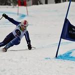 Charley Field races to 3rd in Whistler Keurig Cup Spring Series GS PHOTO CREDIT: Derek Trussler