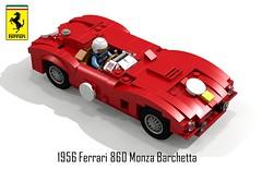 Ferrari 1956 860 Monza Barchetta Racer (lego911) Tags: auto italy classic sports car model italian lego render ferrari 1950s 1956 500 78 challenge tr racer lugnuts barchetta povray testarossa mondial monza moc sportcar 750 ldd miniland 860 placeseveryone lego911