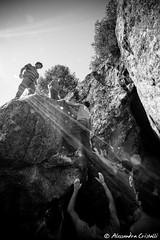 Alessandra Cristalli - Ray of Climb